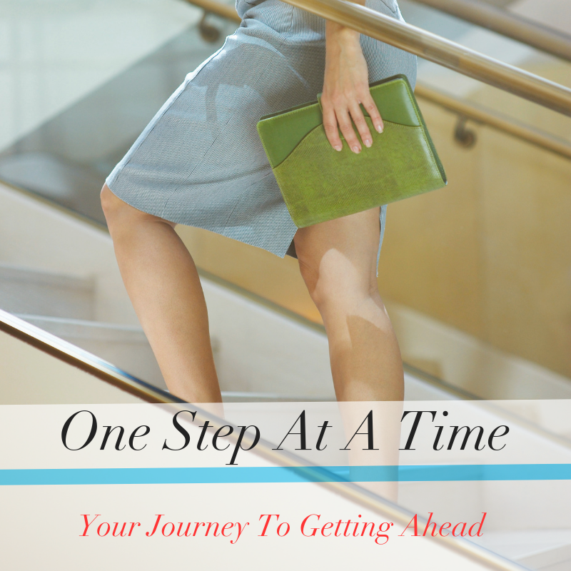 Stop Overcomplicating Your Process- One Step At A Time