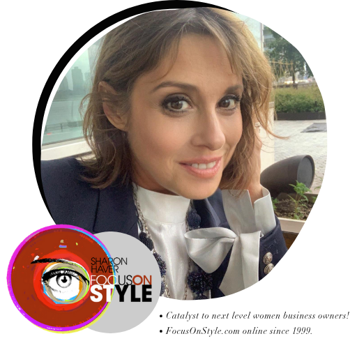 Sharon Haver - FocusOnStyle.com Style Expert + Online Business Personal Branding Catalyst to women entrepreneurs, coaches, small business owners.