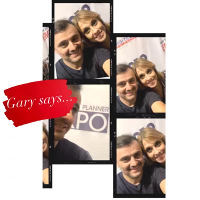 gary vaynerchuk personal branding shoots