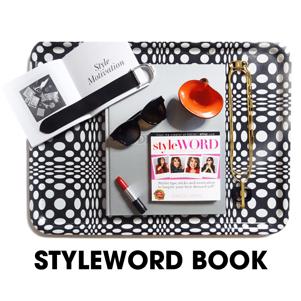 StyleWord Book- the ultimate cheat sheet to upgrade your look with beauty tips, style snippets, and fashion quotes for solid image advice and motivation