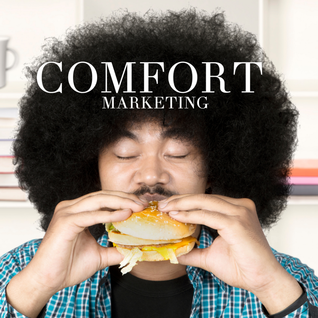 use comfort marketing in your videos to grow your business