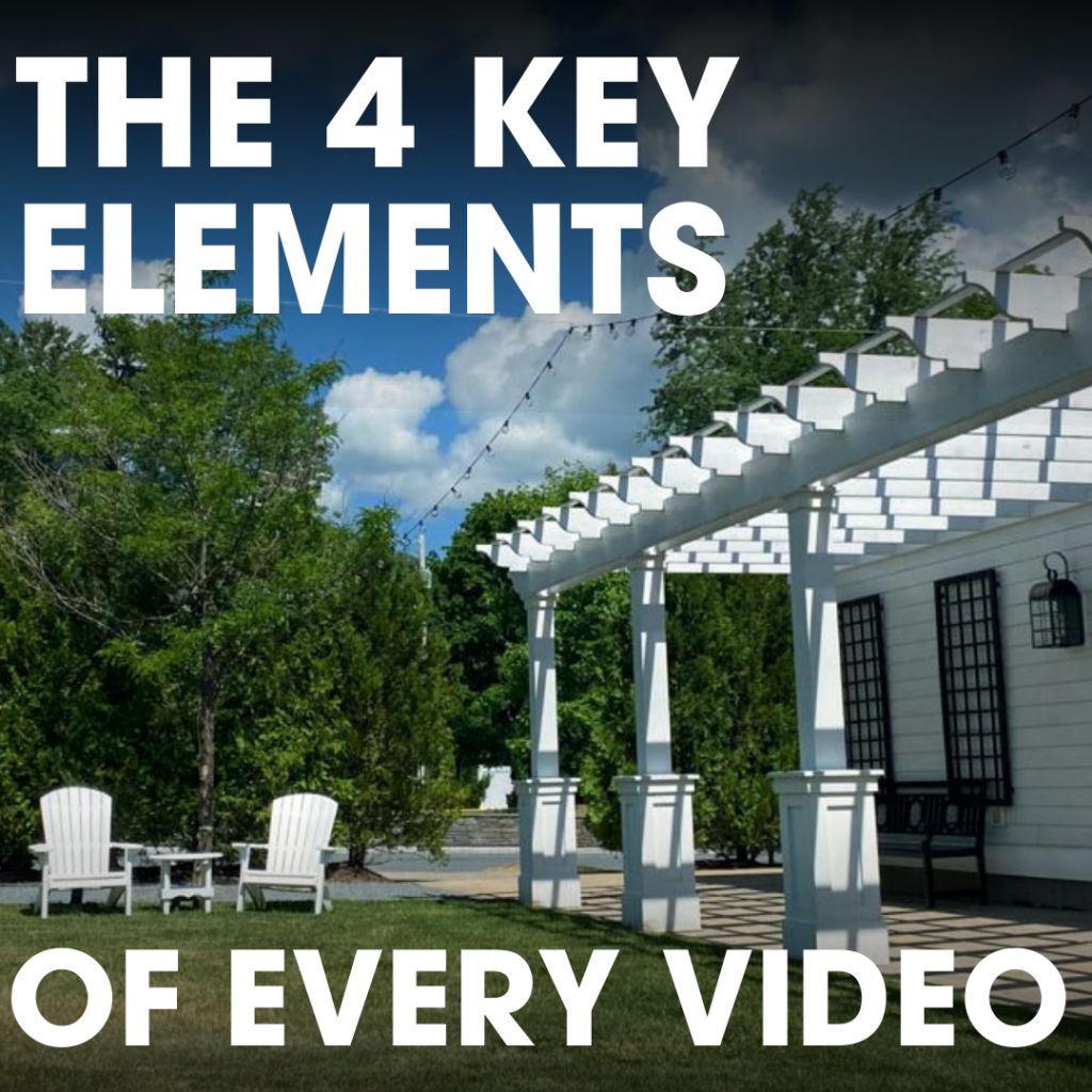 4 Key Elements of Every Video