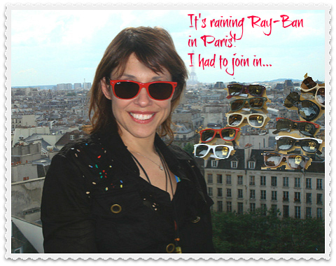 It's raining Ray-Ban in Paris