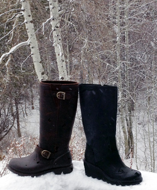 Bogs and Sorel keep you looking stylish in cold weather