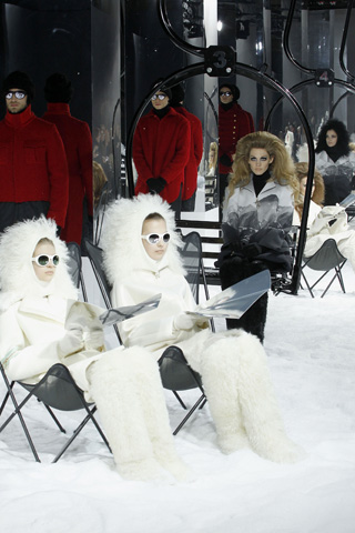 Moncler Gamme Rouge Fall 2012