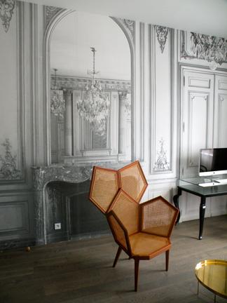 La Maison des Champs Elysees Hotel by Martin Margiela
