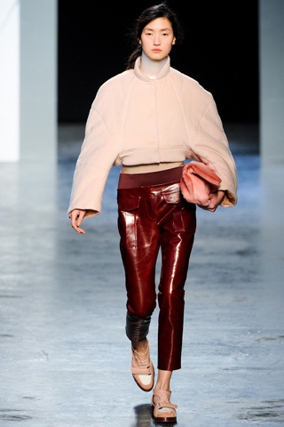 Acne Fall 2012 Runway
