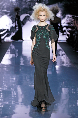 Badgley Mischka F/W 2012