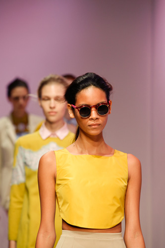 Carven Ready To Wear, Spring Summer, 2012, Paris