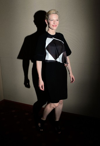 """Uncle Vanya"" Cate Blanchett Givenchy"