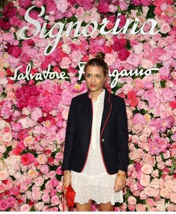 Charlotte Ronson Spring Dressing