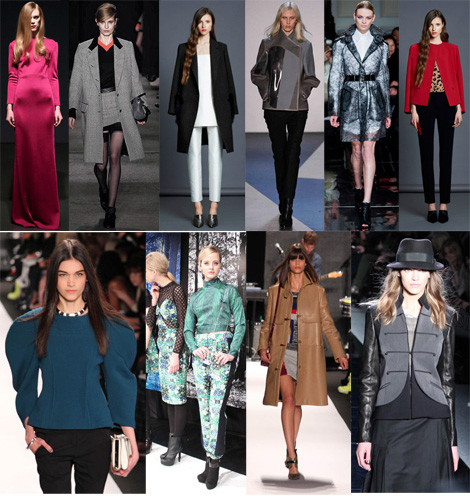 RUNWAY TRENDS DAY 2