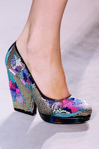 Dries-Van-Noten-Floral-Shoes