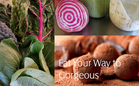 Eating Your Way to Gorgeous- Sue Ann Gleason