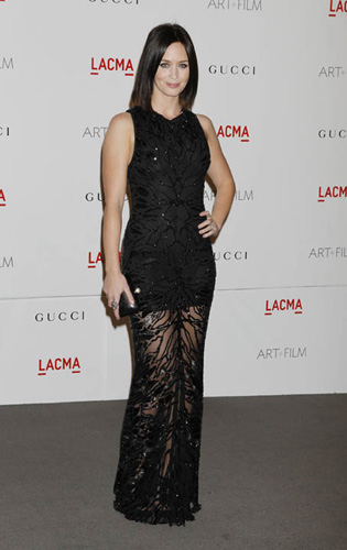 7c80e790736 Sheer For Day Or Night  Emily Blunt Does It Right…
