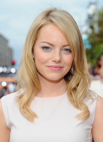 Emma Stone Hair & Beauty