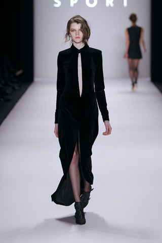 Escada Sport BERLIN FASHION WEEK FW2012