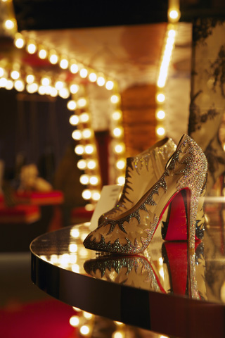 Christian Louboutin Exhibition London Design Museum
