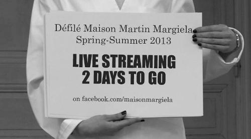Maison-Martin-Margiela-Live-Runway-Spring 2013