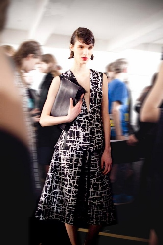 Marni Backstage F/W 2013