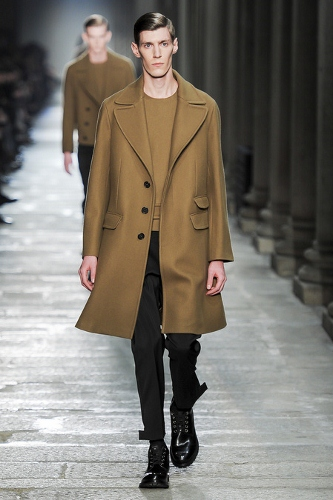 Neil Barrett Fall Men 2013