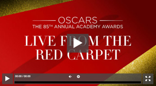 WATCH- Oscars Red Carpet Fashion LIVE Stream on FocusOnStyle.com