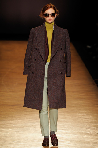 Paul Smith FW 2012