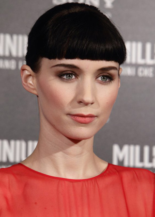 Rooney Mara Hairstyle Inspiration