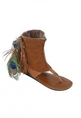 Koolaburra Kythira Feather Sandal
