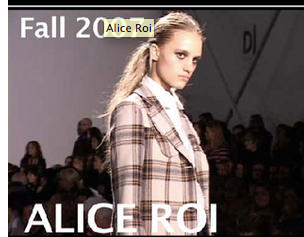 Alice Roi Fall 2007