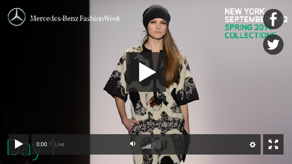 New York Fashion Week Livestream