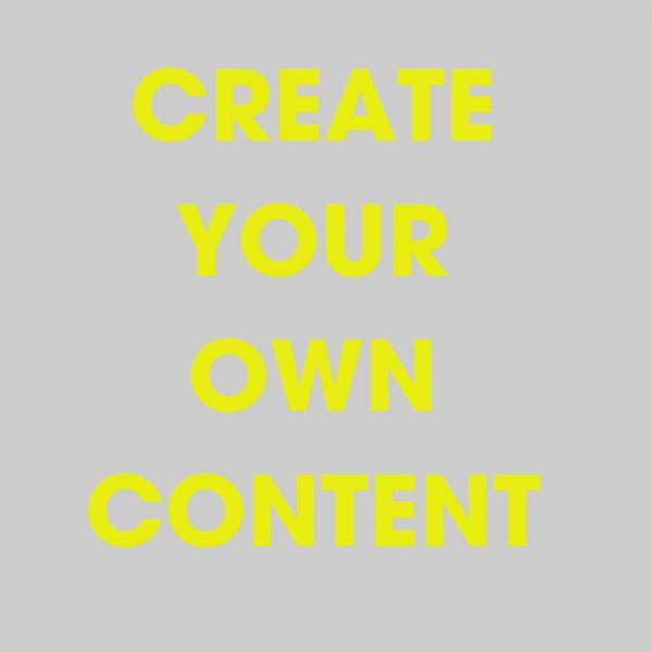 How To Create Content: Learn why and how you can create content that makes you everywhere all the time so you are in front of your best audience.​