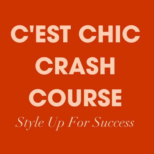 Chic Style Up For Success- 8-Week style mentoring program to become your own best personal stylist to bring to light a personal chic style that suits your personality, values, and body so you can stop feeling overwhelmed and underrated.