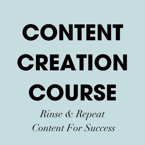 Content Creation Course: CONTENT MULTIPLICATION Step-by-step secrets to creating a multitude of reusable content for social media, your pig, your ads, your videos...in the least amount of time!