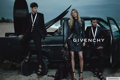 Givenchy Spring 2012 Ad