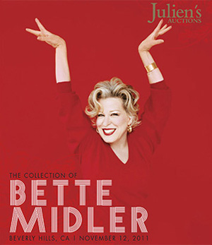 Bette Midler Auction