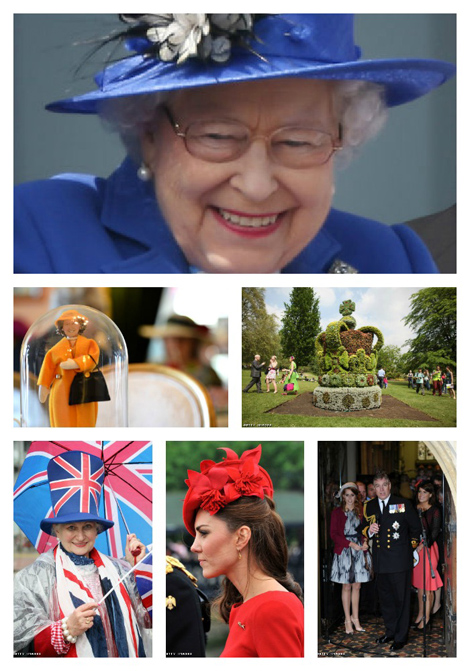 jubilee collage