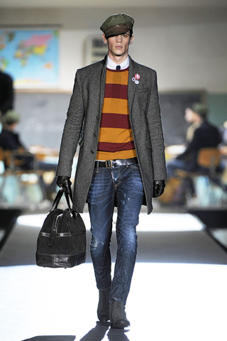 D_Squared_2_Menswear fall winter 2012 _ Milan january 2012