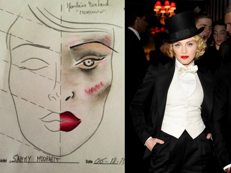 Madonna MDNA Tour Documentary Premiere Look