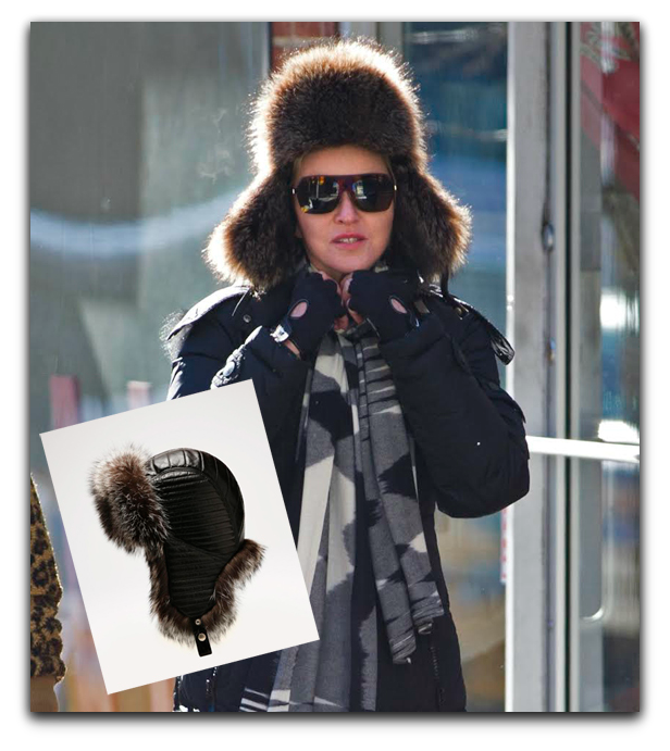 71791702ca4 It's freezing! Wear a trapper hat, they're chic (now) - FocusOnStyle.com