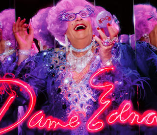 Dame Edna for MAC Cosmetics