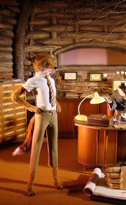 Fantastic Mr. Fox pops up in Bergdorf Goodman Men