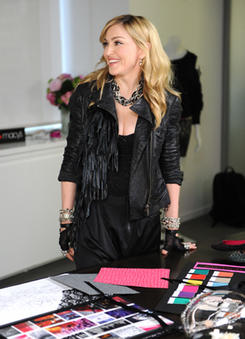 Madonna's Material Girl Collection with Lordes