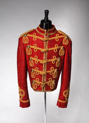 MICHAEL JACKSON - 1984 AMERICAN MUSIC AWARDS JACKET