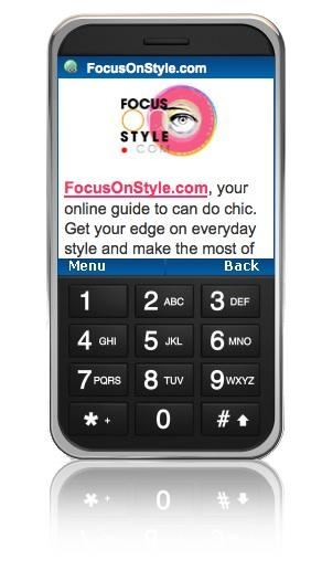 FocusOnStyle Mobile