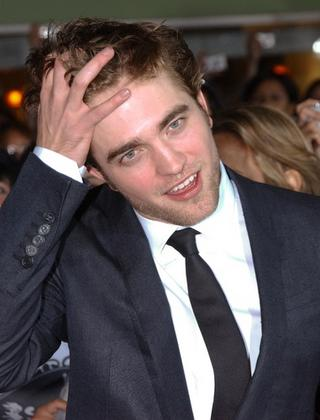 Robert pattinson at