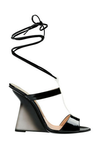 Spring Preview: Armani Accessories - Shoes and Bags