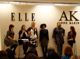 The Event - Elle magazine, AK Anne Klein at Macy
