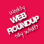 Weekly Web Roundup: 08.27.09