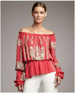Naeem Khan top at NeimanMarcus.com